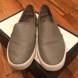 Vince gray sneakers